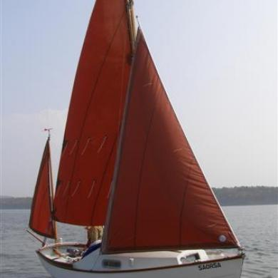 Drascombe Drifter 22ft Yawl Rig Yacht for sale for £9,750 in UK