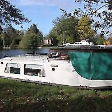 Reduced 36 Foot Dutch Barge, Houseboat, Liveaboard, Recent